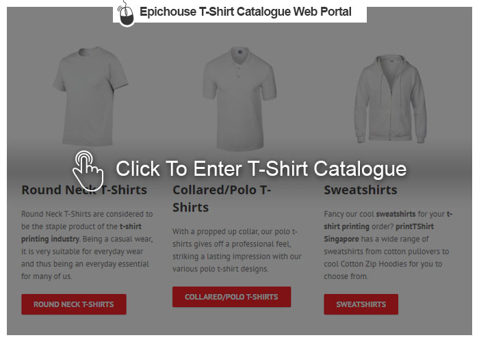 Epichouse T-Shirt Catalogue